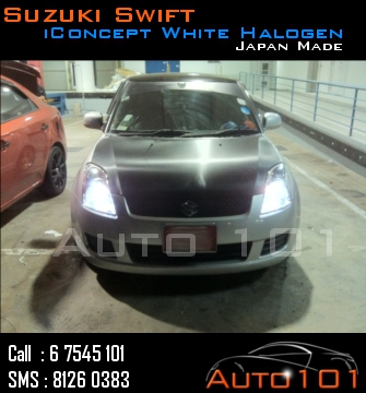 Auto 101 - LEDs - Battery - Wipers - Volt Meters - DRLs - HIDs - In Car Cameras Swift_19
