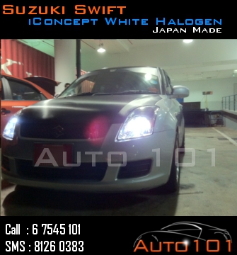 Auto 101 - LEDs - Battery - Wipers - Volt Meters - DRLs - HIDs - In Car Cameras Swift_20
