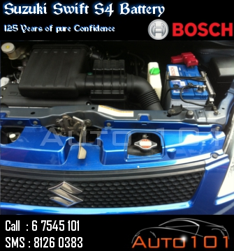 Auto 101 - LEDs - Battery - Wipers - Volt Meters - DRLs - HIDs - In Car Cameras Swift_25