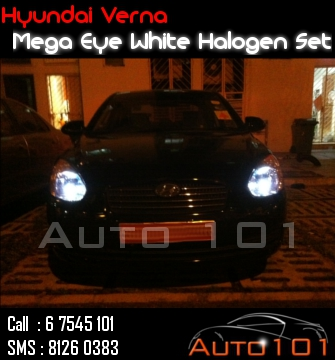 Auto 101 - LEDs - Battery - Wipers - Volt Meters - DRLs - HIDs - In Car Cameras Verna_10