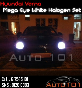 Auto 101 - LEDs - Battery - Wipers - Volt Meters - DRLs - HIDs - In Car Cameras Verna_13
