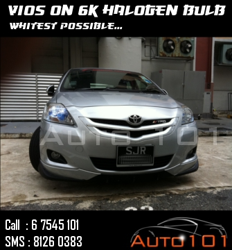 Auto 101 - LEDs - Battery - Wipers - Volt Meters - DRLs - HIDs - In Car Cameras Vios_610