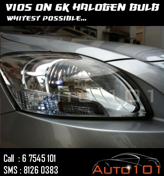 Auto 101 - LEDs - Battery - Wipers - Volt Meters - DRLs - HIDs - In Car Cameras Vios_611