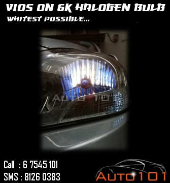 Auto 101 - LEDs - Battery - Wipers - Volt Meters - DRLs - HIDs - In Car Cameras Vios_612