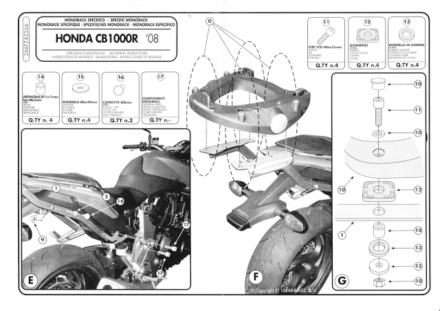 [Tuto] Montage des supports Top Case Givi Monora12