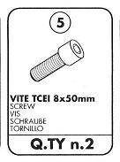 [Tuto] Support tubulaire pour sacoches cavalières monté sur le support Top Case Givi Piaces12