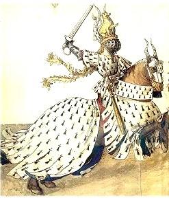 Guerre de cent ans Cavall10
