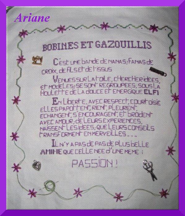 Sondage concours violet :!!!!! Ariane10