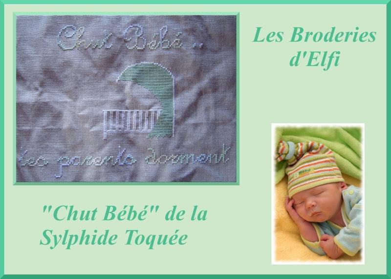 Chut Bébé de la Sylphide Toquée Montag23