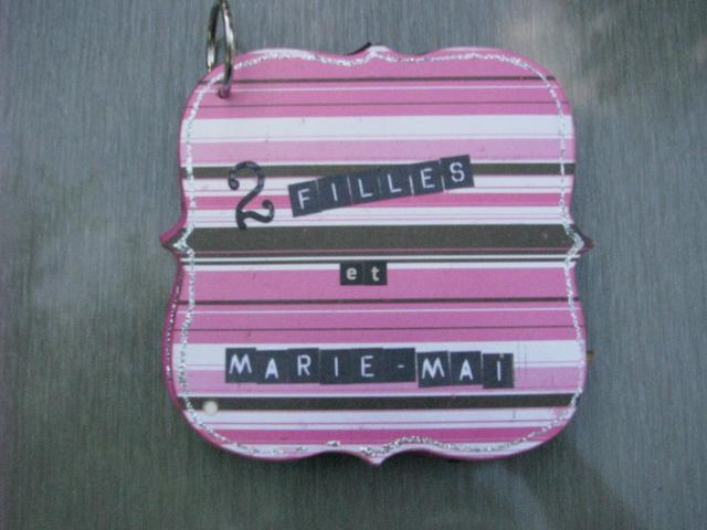 Mini-Album Marie-Mai 01410