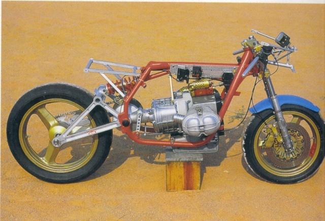 Cadre pour moteur BMW _550_m10