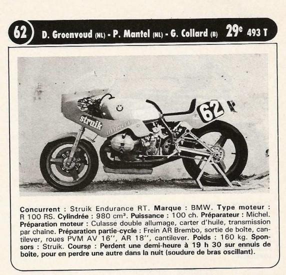 Cadre pour moteur BMW _550_m12
