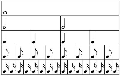 Notations - écriture 400px-10