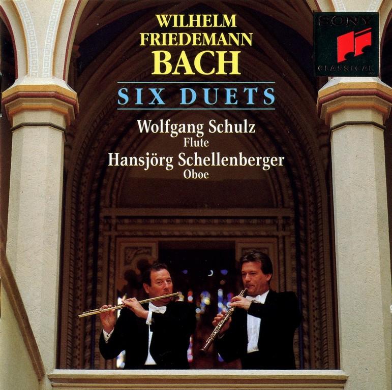 Wilhelm Friedmann Bach (1710-1784) Front120