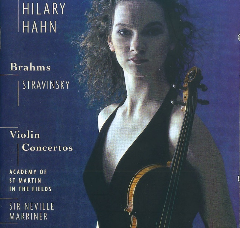 Hilary Hahn Front90
