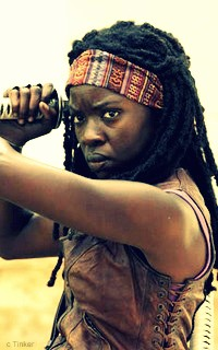 Michonne Thomas