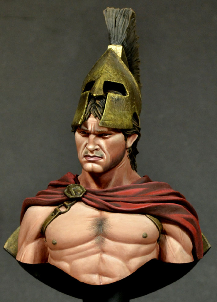 Spartan by Young Miniatures _csc0710