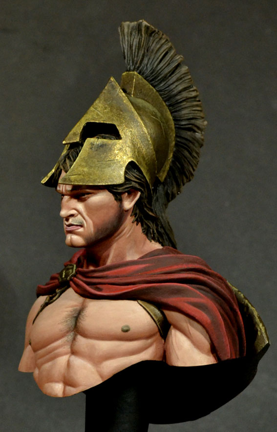 Spartan by Young Miniatures _csc0711