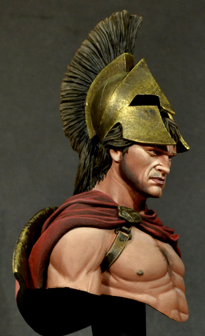 Spartan by Young Miniatures _csc0712