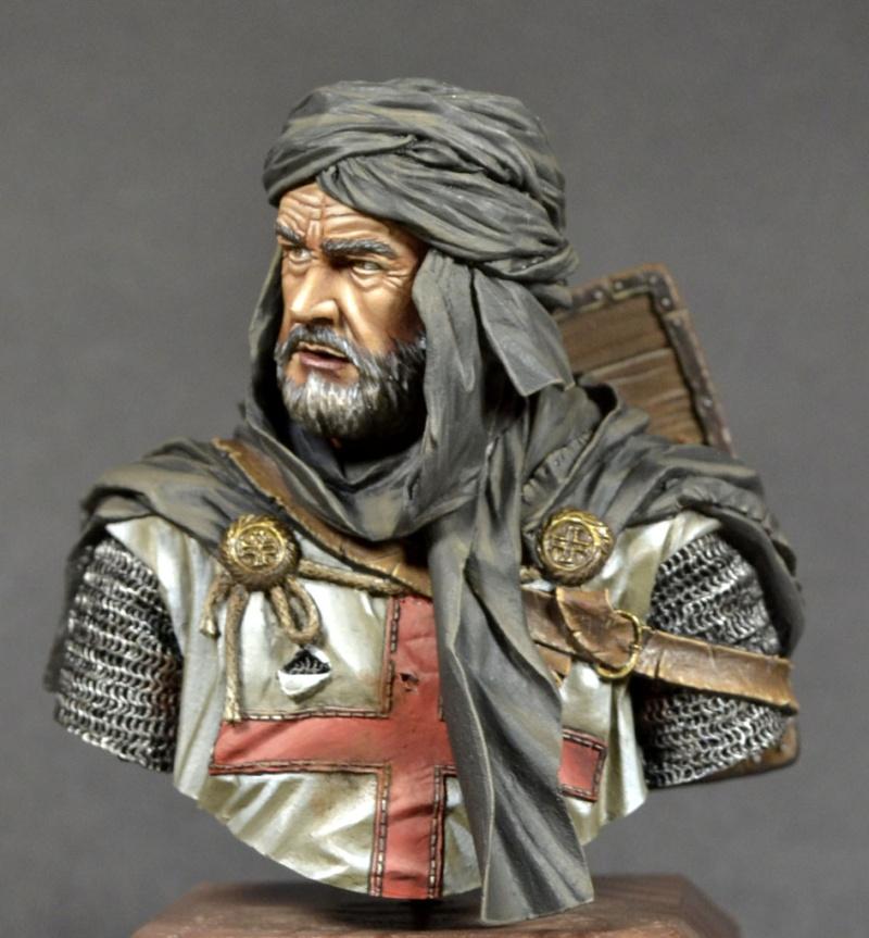 Templar bust _dsc1417