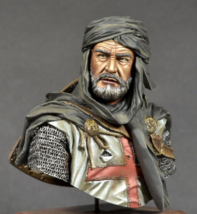 Templar bust _dsc1418