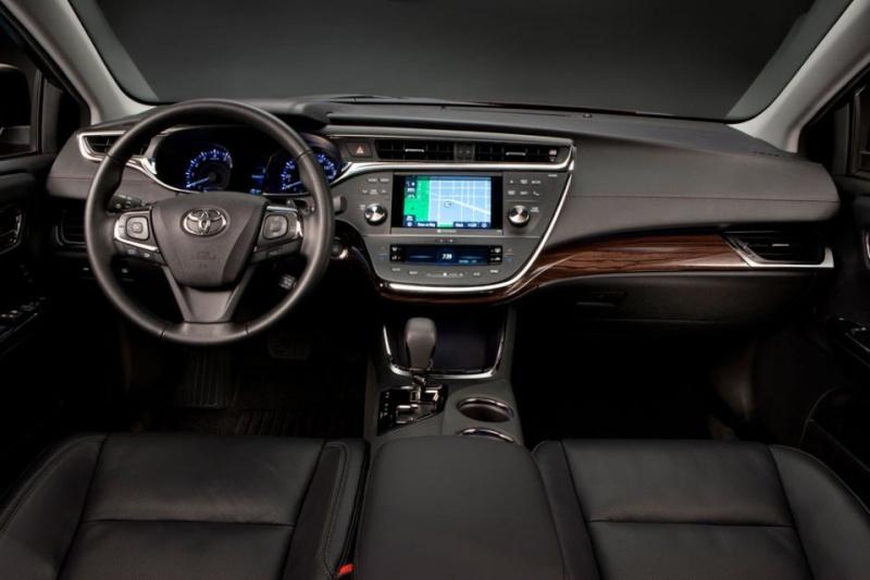 Toyota Avalon  Toyota13