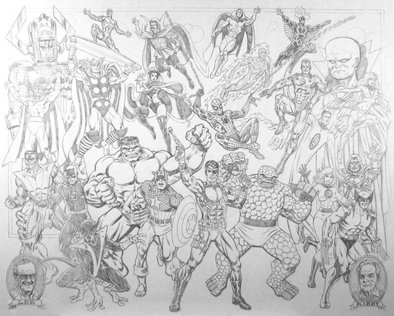La collec de Manu (tosi6319) - Page 4 Marvel11