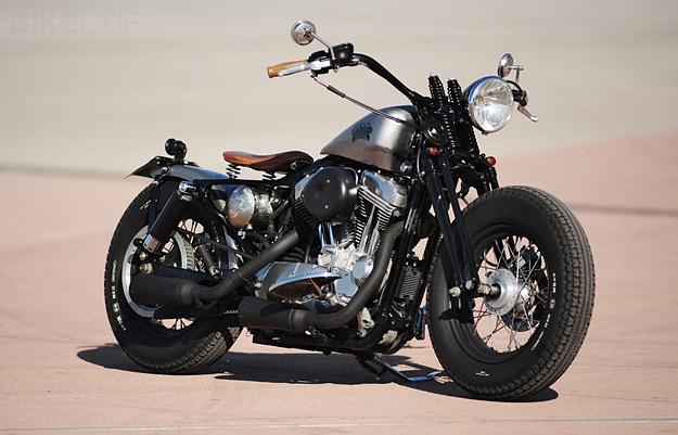 Harley sporster relooké! Hdbob10