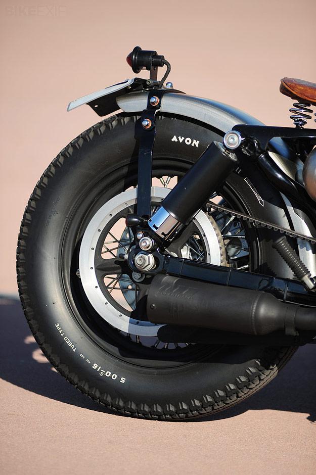 Harley sporster relooké! Hdbob210