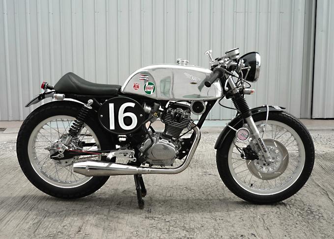 Honda 110 type Manx... Honda110