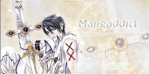 Mangaddict : forum de mangas et de japanimation Header13