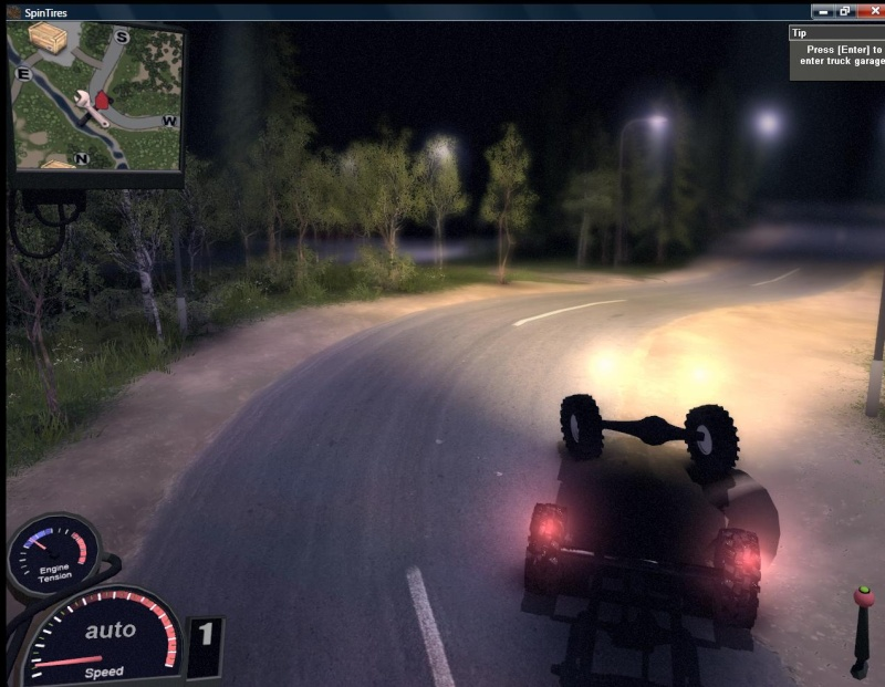 [Jeu PC] Spin tires 12-07-13