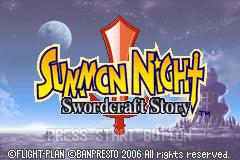 Let's Play Summon Night: Swordcraft Story Summon17
