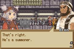 Let's Play Summon Night: Swordcraft Story Summon74