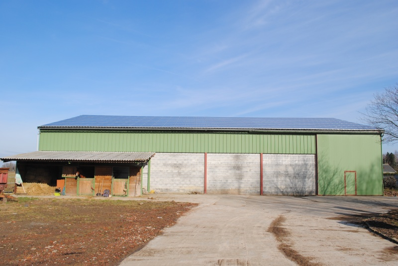 stockage et panneau solaire photovoltaique  - Page 2 Hangar10