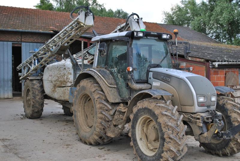 Concours du tracteur le plus cradingue - Page 4 Juille11