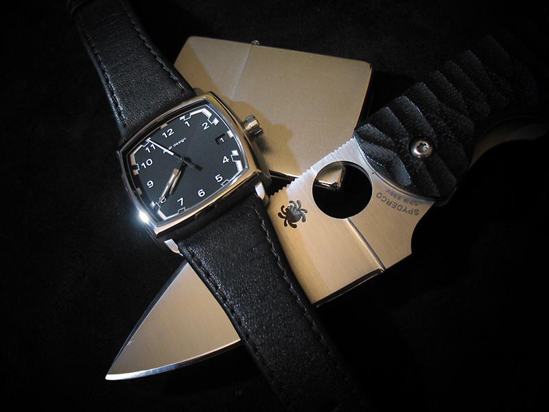 A couper le souffle: Montres et couteaux... Sinnpp10