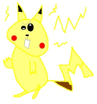 Z-mans AMAZING pictures made on paint - Page 2 Pika_b10
