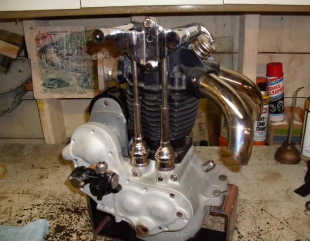 Harley-Davidson – Peashooter - 21.35ci (350 cc)  - Page 4 12663510
