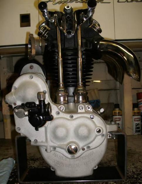 Harley-Davidson – Peashooter - 21.35ci (350 cc)  - Page 4 12663511