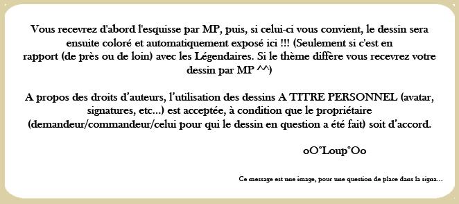 Gribouillits de Fourrure noire [feat les commissions] Messag10