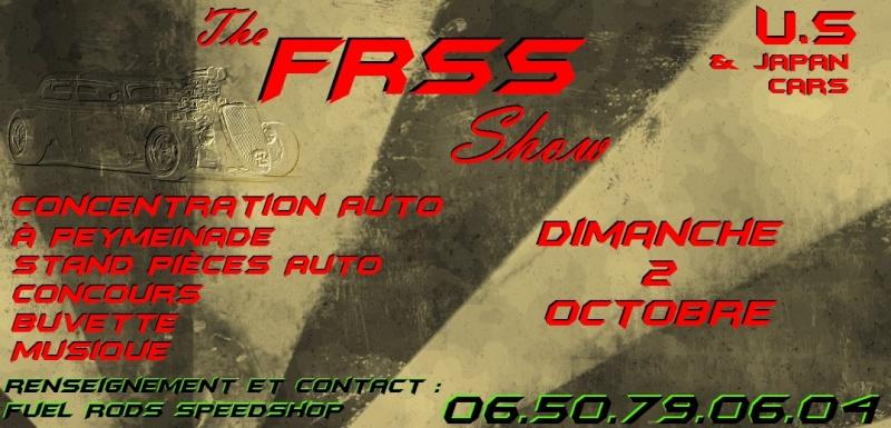 [ Show ] The F.R.S.S Show, Peymeinade 06, dimanche 2 octobre Frss_s11