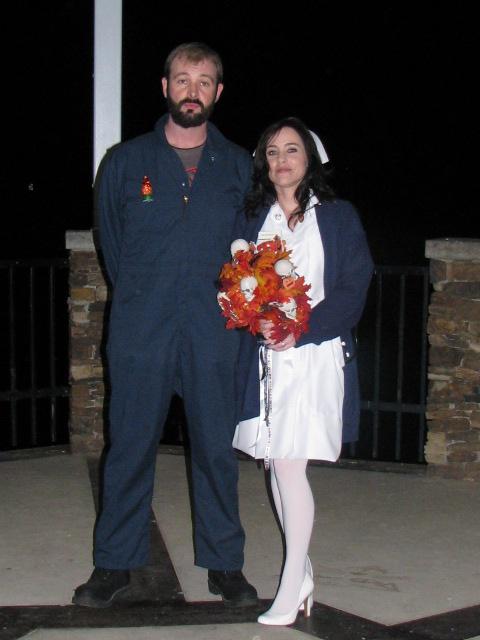 Wedding pix 10-31-17