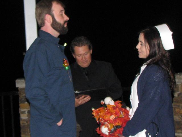 Wedding pix 10-31-19
