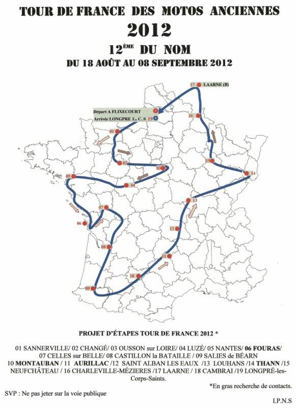 Tour de France motos anciennes 2012. Tdf_mo10