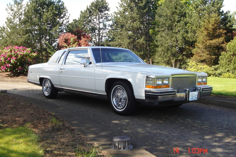 1984 Cadillac Fleetwood Coupé 85coup10