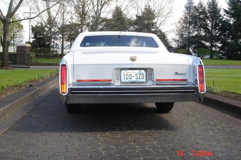 1984 Cadillac Fleetwood Coupé 85coup11