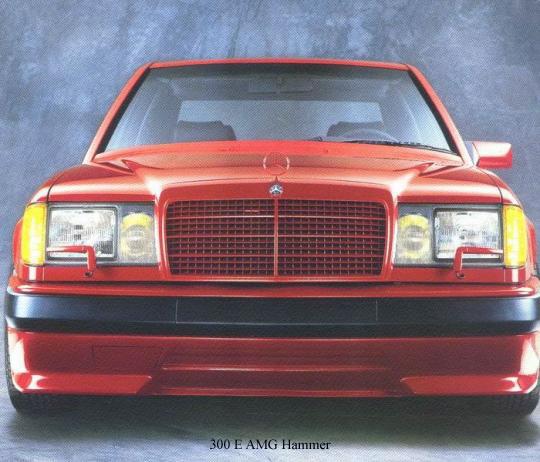 Revell : Mercedes-Benz E230 Lorinser (W124) Merced10