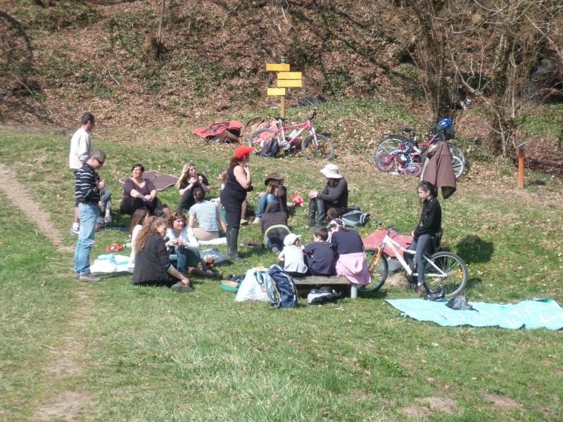 Pique nique aux étangs de Rives: Le 25 MARS!!!! C'est fait, photos et vidéos à partir de la P9. - Page 6 P1050819