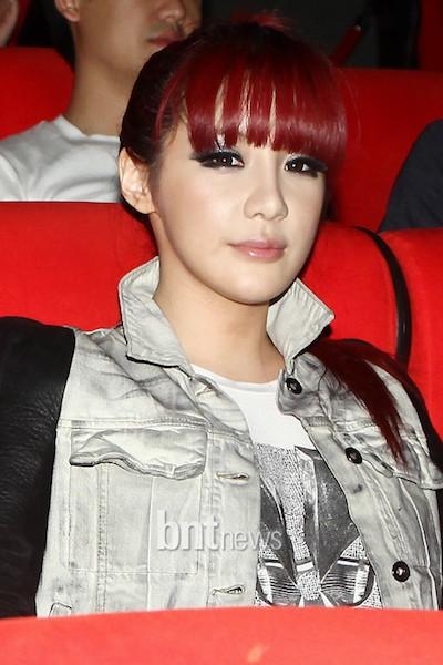 BOM (Park Bom) 20100911